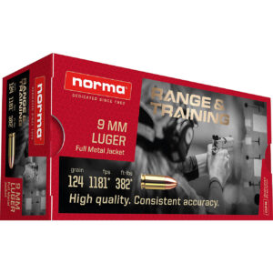 Norma USA 9mm 124grain