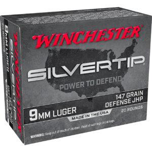 Winchester Silvertip 9mm
