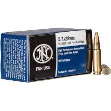 5.7x28 ammo